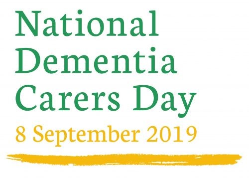 National Dementia Carers Day - 8th September 2019