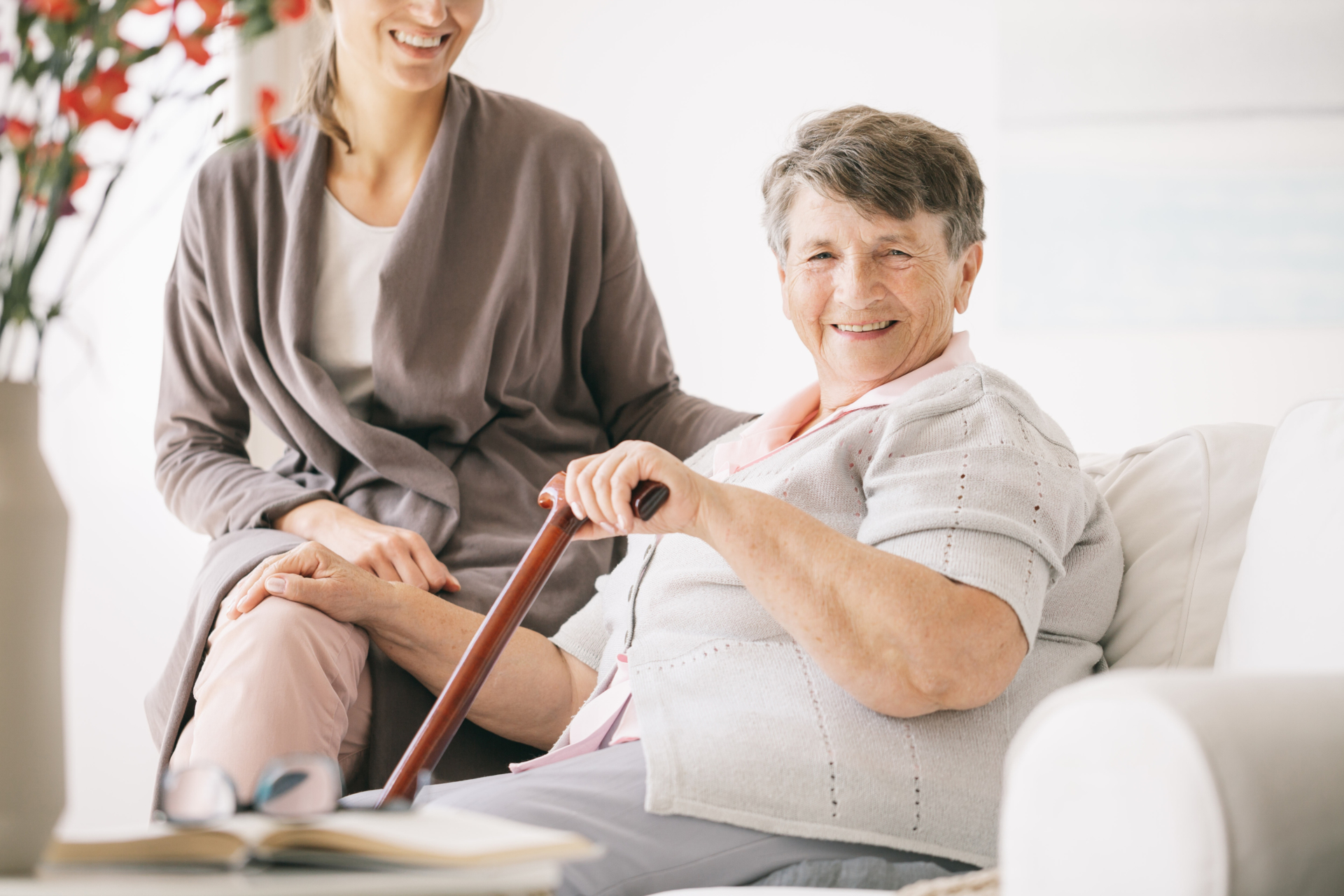 Live-in care services for the elderly