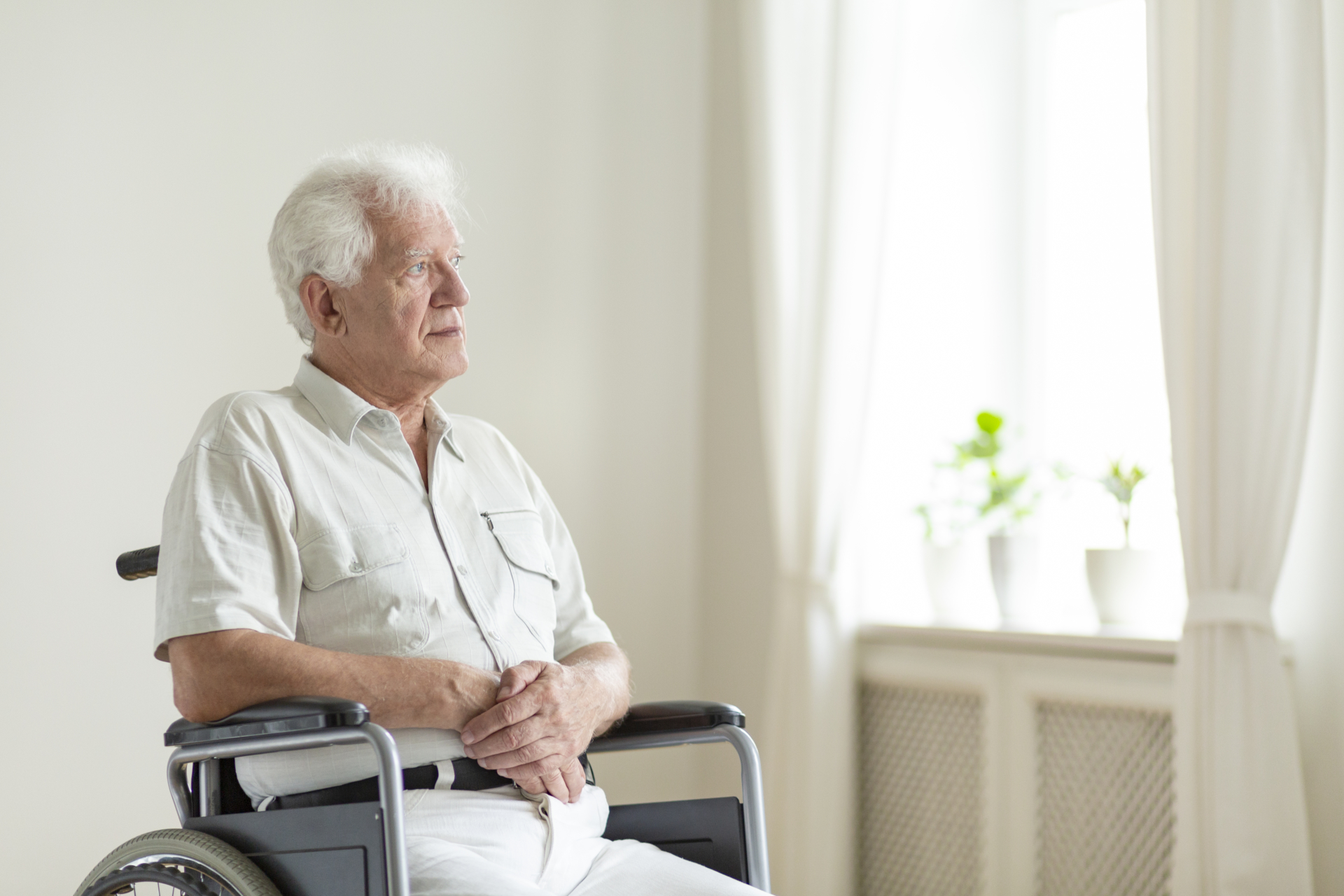 Loneliness in the elderly