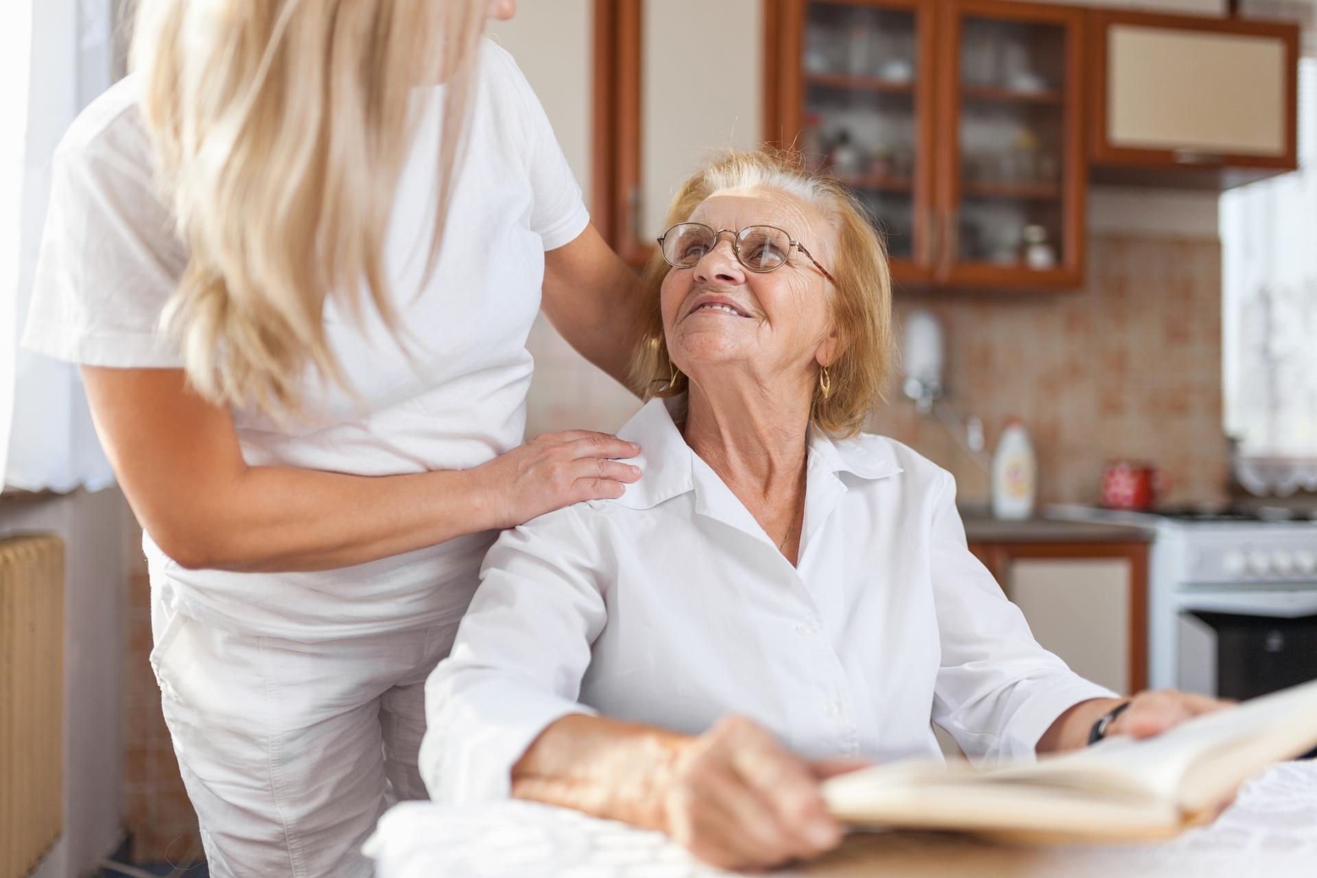Elderly Care Services with Fambridge Care